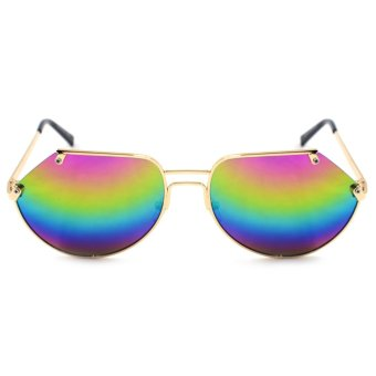 Maldives A043-Y Riley Sunglasses (Multicolor)