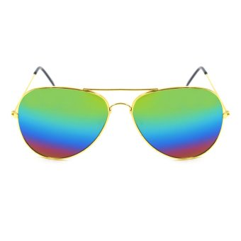 Maldives Harper Sunglasses (Multicolor/Gold)