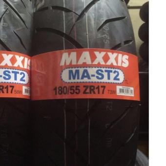 Maxxis Supermaxx ST2 180/55ZR17 73W Tubeless Rear Tire - 2
