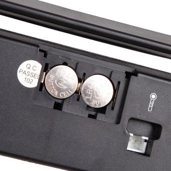 MEGA Auto Car Temperature Voltage Clock Thermometer Meter MonitorDigital LCD - 4