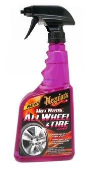 Meguiar's G9524 Hot Rims Wheel Cleaner 709ml