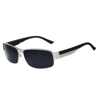 Men's Sunglass Sun Glasses Polarized Sunglasses for UV Protector - intl