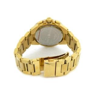 Michael Kors Camille Glitz Chronograph Gold Women's Large Size-MK5756 - 5