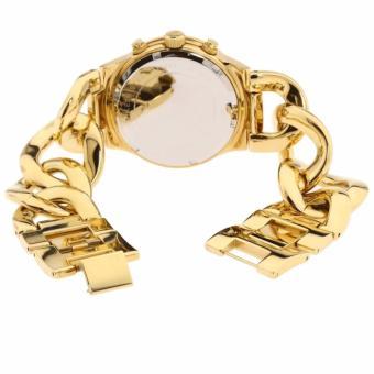 Michael Kors Women's Runway Gold-Tone Watch MK3131 - 4
