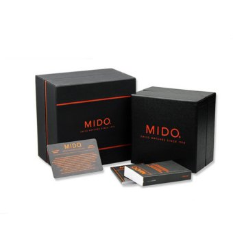 MIDO watch helmsman series automatic mechanical male watch M005.614.11.061.00 - intl - 4