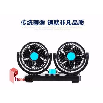 Mitchell Double-Headed Vehicle Fan HX-T304