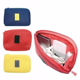 Monopoly Cellphone Organizer Pouch - Peach Price Philippines