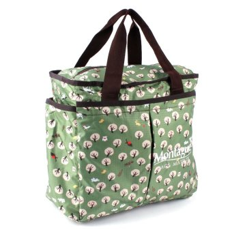 Montague Matrix Kit Diaper Bag (Nature Green) - picture 2