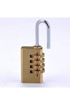 Moonar 4 Digit Metal Combination Security Plus Padlock - picture 2