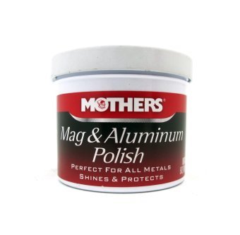 Mothers 05101 Mag & Aluminum Polish 10oz (Multicolor) Price Philippines