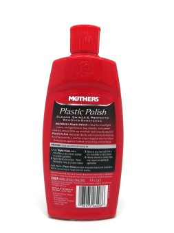 Mothers 06208 Plastic Polish 236ml - picture 2
