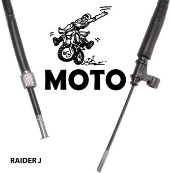 MOTO(R) Endurance Motorcycle Speedometer Cable RAIDER J Price Philippines