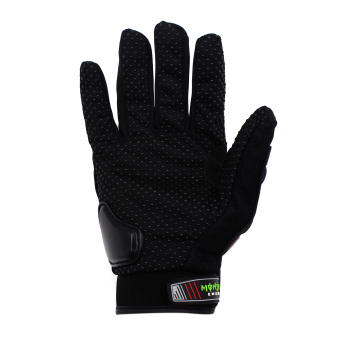 Motor Craze Monster Motorcycle Full Finger Protective Gear Gloves(Black) Price Philippines