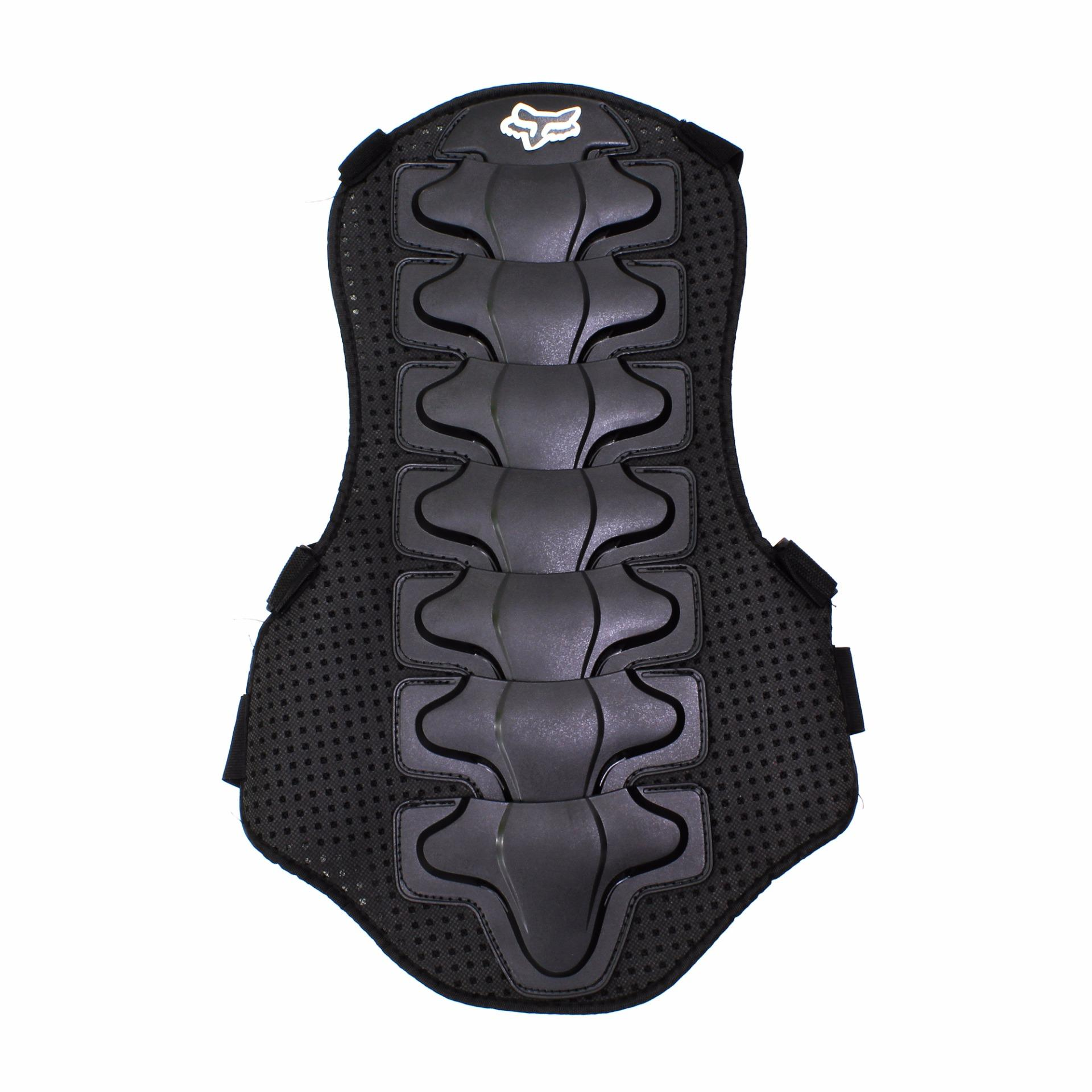 Philippines Motor Craze Motorcycle Motocross Back Protector Body Armour Spineprotector Black