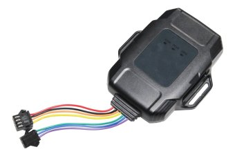 Motorcycle GPS Tracker With Motion Alarm