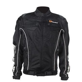 Motorcycle jackets protective clothing jacket - intl - 2
