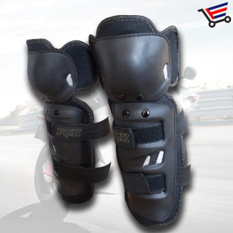 Motorcycle/Bicycle Knee and Elbow Fox Protective Gear - 3