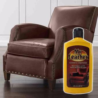 Mr.Leather Cleans, Shines and Protects all Instantly 8 fl.oz - 3
