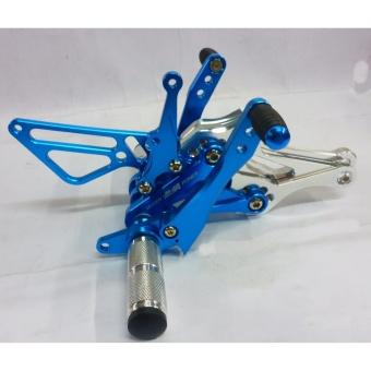 Mugen Motorcycle Shifter XRM110(Blue) - 3