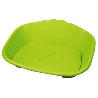 Multifunction Plastic Dog Bed or Pet Bath Tub (Green) - intl - 2