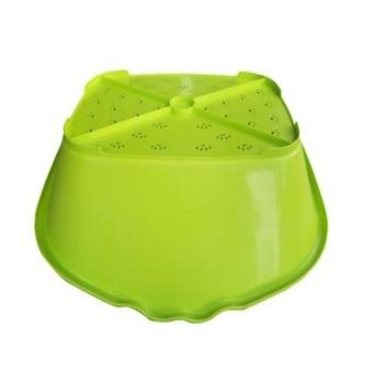 Multifunction Plastic Dog Bed or Pet Bath Tub (Green) - intl - 5