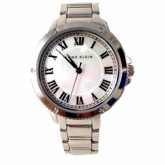 NEW AND AUTHENTIC ANNE KLEIN AK/2073 SVMP MOP DIAL SILVER BRACELET WATCH Price Philippines