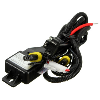 New HID Bi Xenon Bulb Relay Controller Wiring Harness H4-9003 9004 9007 H4-  sc 1 st  Lazada Philippines : h4 wiring - yogabreezes.com