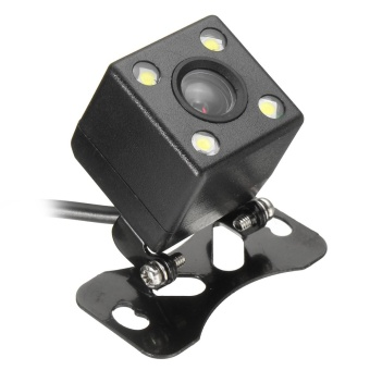 New Waterproof 170° Wide HD Car Reverse Camera / Rear View Parking LED Sensor - intl