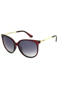 Newyork Army 8039 Cat Eye Sunglasses - Red - picture 2
