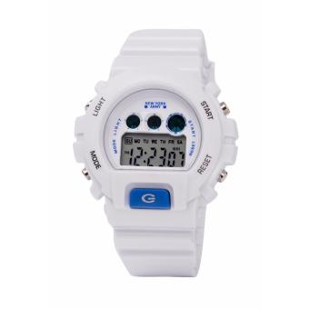 Newyork Army Digital Ladies Watch NYA1346 - White