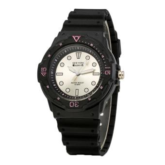 Newyork Army NYA1355 Standard Analog Ladies Watch - Black