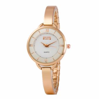 Newyork Army NYA176 Rosegold Tone Ladies Bangle Bracelet Watch