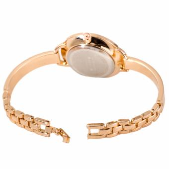 Newyork Army NYA176 Rosegold Tone Ladies Bangle Bracelet Watch - 3