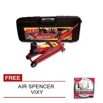 NFSC - Red X Hydraulic Floor Jack 3 Ton With Free Air Spencer Vixy Price Philippines
