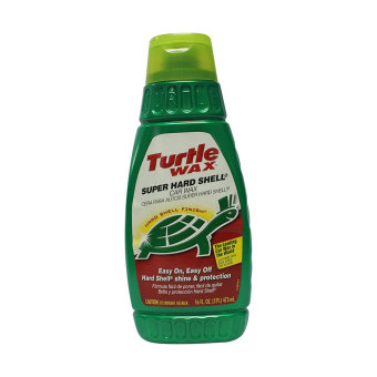 NFSC - TURTLE WAX PERFORMANCE PLUS SUPER HARD SHELL WAX LIQUID 16FL. OZ. Price Philippines