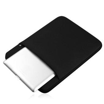 niceEshop 14 Inch Water Repellent Fabric Laptop Sleeve CaseNotebook Bag (Black) - intl - 3
