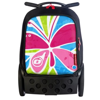Nikidom Roller RL-9008 Large Trolley Bag (Butterfly)