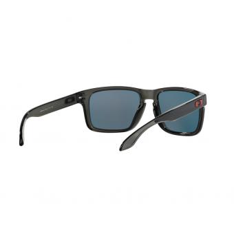 Oakley Sunglasses Holbrook (A) OO9244 Grey Smoke (924404) Size 56 Ruby Iridium - 4