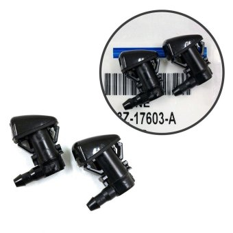 OEM For 2011-2016 Ford F350 Windshield Wiper Water Spray Jet WasherNozzle PAIR - intl