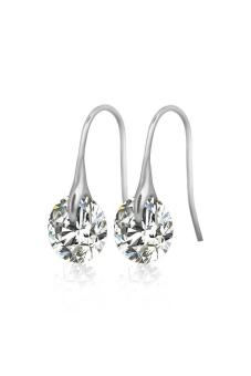 Olen Earrings (Silver)