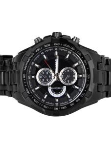 Olen Sports Stap Watch (Black)