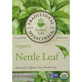 Organic Nettle Leaf Tea 16 Bag(S)