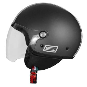 Origine Italy Open Face OR 00079 Mio Retro Grey Helmet (2017Collection) - XXL - 2