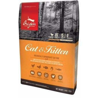 Orijen Cat & Kitten Food 5.4kg