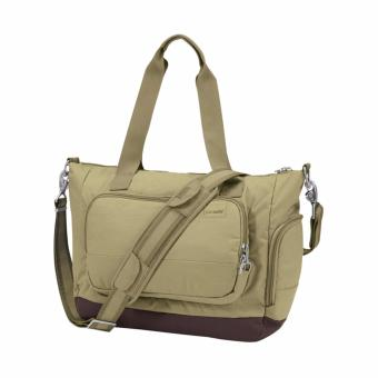 Pacsafe Citysafe LS400 Anti-Theft Travel Tote (Rosemary)