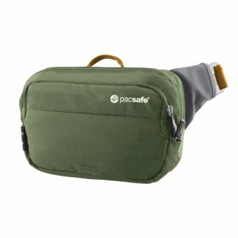 Pacsafe Venturesafe 100 GII Anti-Theft Hip Pack (Olive Khaki)