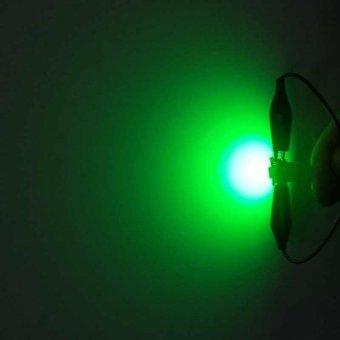 PAlight 10pcs T5-B8.5D-5050smd LED SMD Lamp Car Gauge Speed Dash Bulb Dashboard Instrument Light 12V - intl - 4