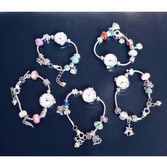 Pandora Watch bracelet pink - 3