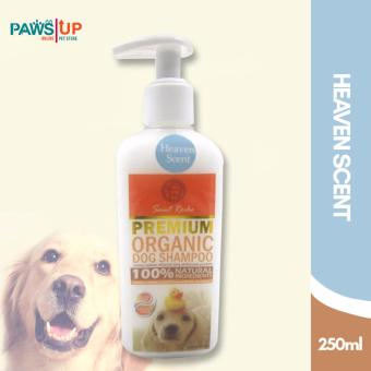 Paws Up Saint Roche Premium Organic Dog shampoo 250 mL (Heaven Scent)