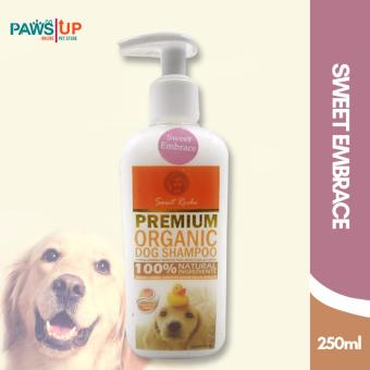Paws Up Saint Roche Premium Organic Dog shampoo 250 mL (Sweet Embrace)